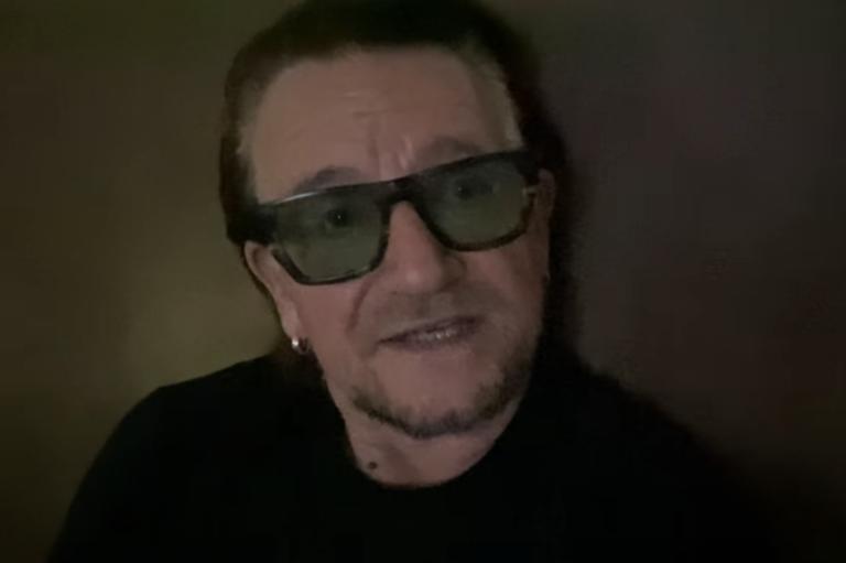 Bono 'Dear Class of 2020'