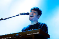 James Blake Turns Nirvana's 'Come As You Are' into a Soulful Piano Ballad: Watch