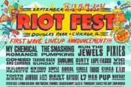 My Chemical Romance, Smashing Pumpkins, Run the Jewels, Pixies Highlight Riot Fest 2021 Lineup