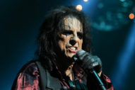 Alice Cooper Calls for U.S. Police Departments to 'Weed Out the Bad Guys'