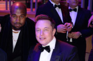 Kanye West and Elon Musk Bro Down With Grimes as Their Witness