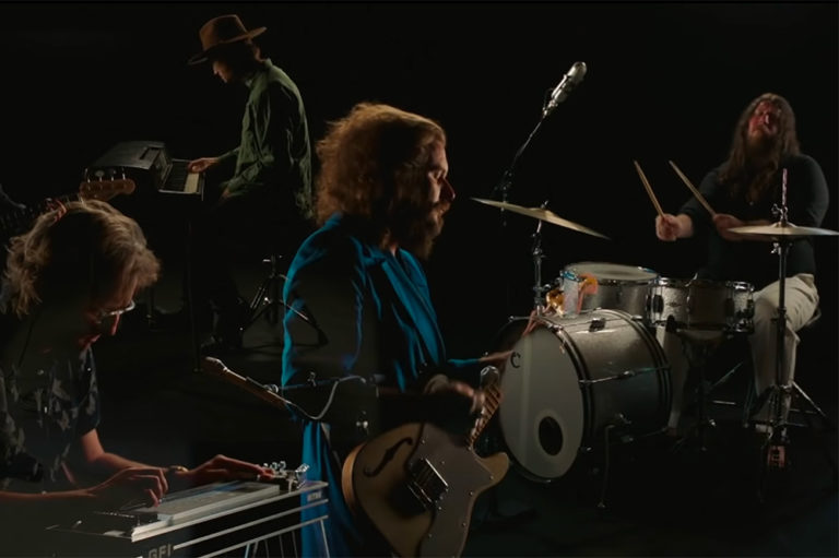 My Morning Jacket on 'Tonight Show'