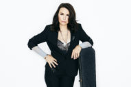 Patty Smyth Talks Doing the Theme Song for a Show She's Never Watched