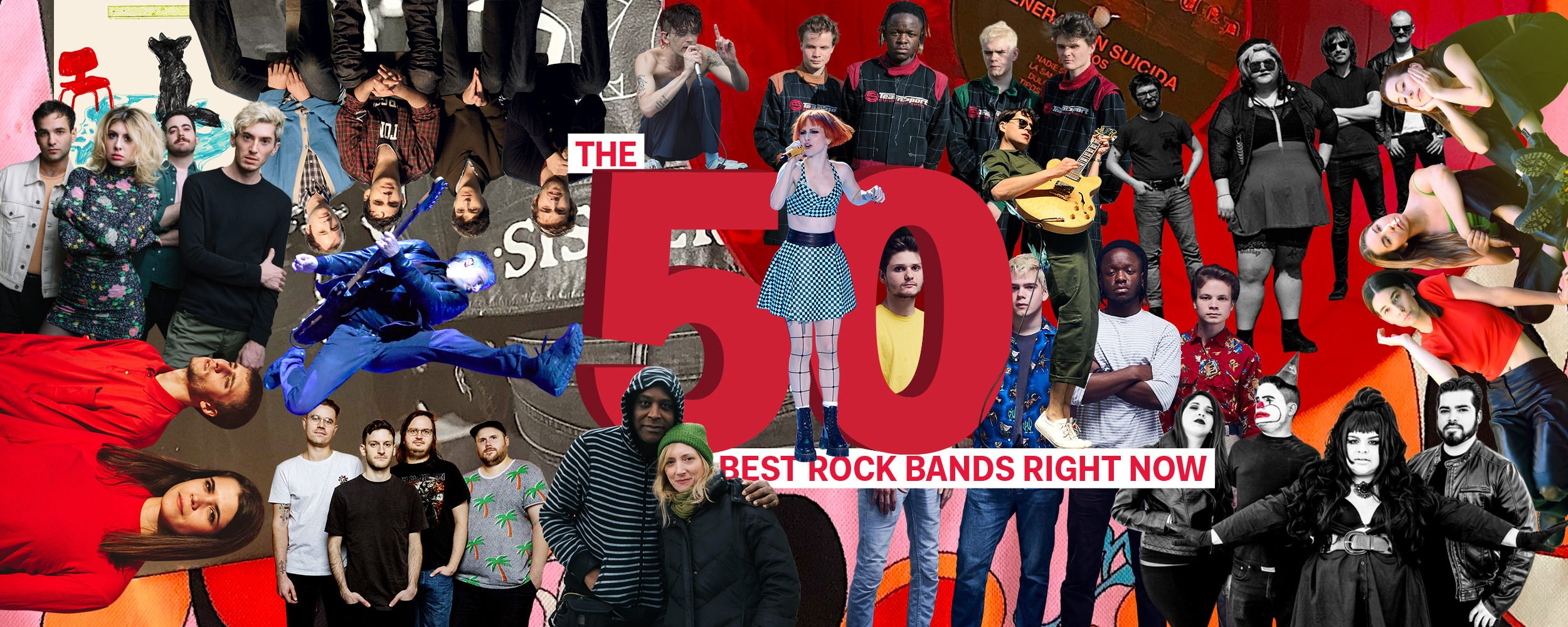 The 50 best rock bands heading into 2021