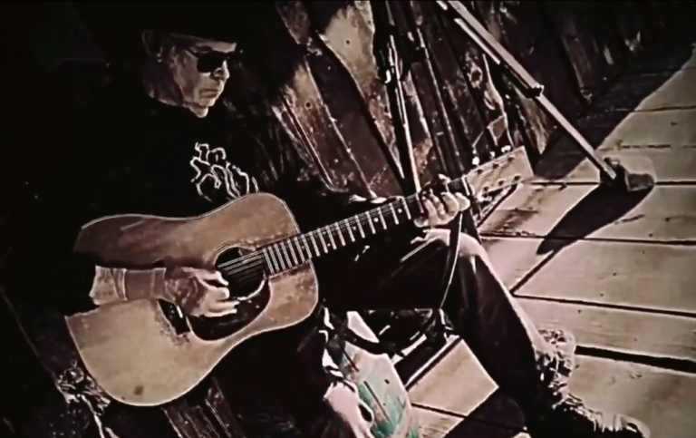 Neil Young Porch Sessions