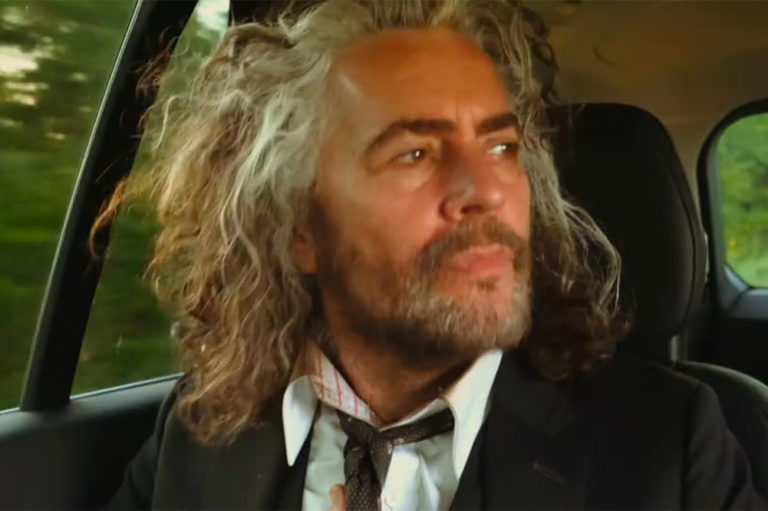 The Flaming Lips Wayne Coyne from You N' Me Sellin' Weed video