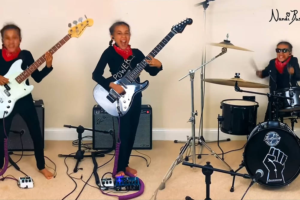 Watch 10-Year-Old Viral Musician Cover Audioslave