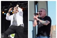 Smash Mouth and Trapt Perform in Front of Unmasked Bikers