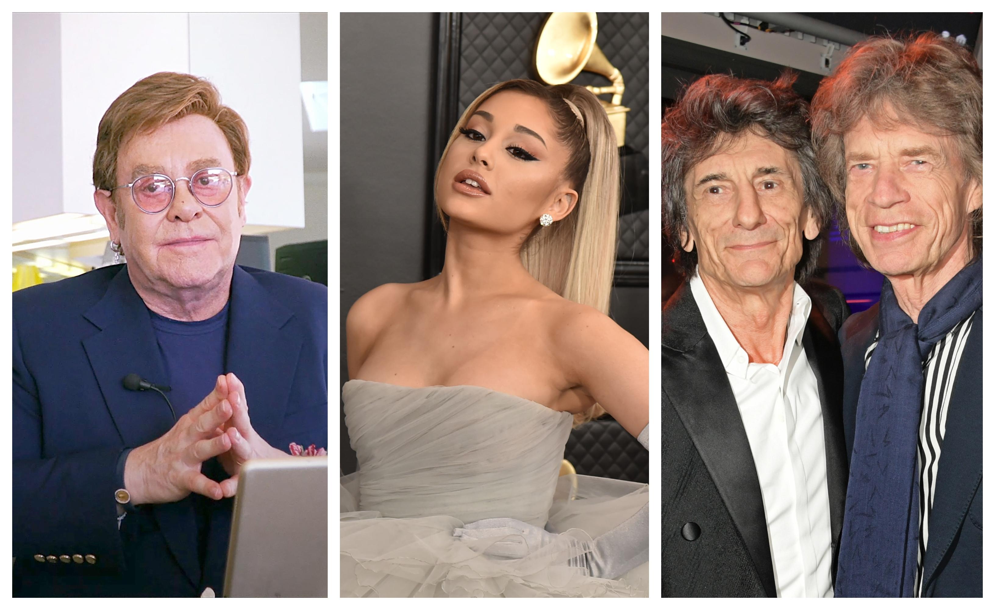 Elton Ariana Stones