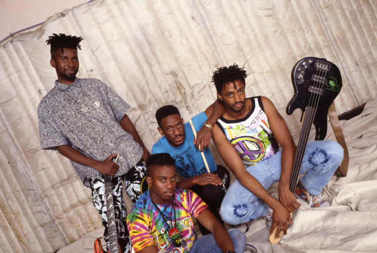 Portrait Of Living Colour