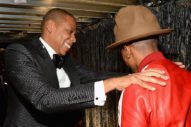 Pharrell Enlists Jay-Z for Powerful New Single 'Entrepreneur'