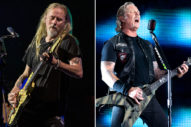Alice In Chains' Jerry Cantrell on Metallica's James Hetfield: 'He's the Godfather'