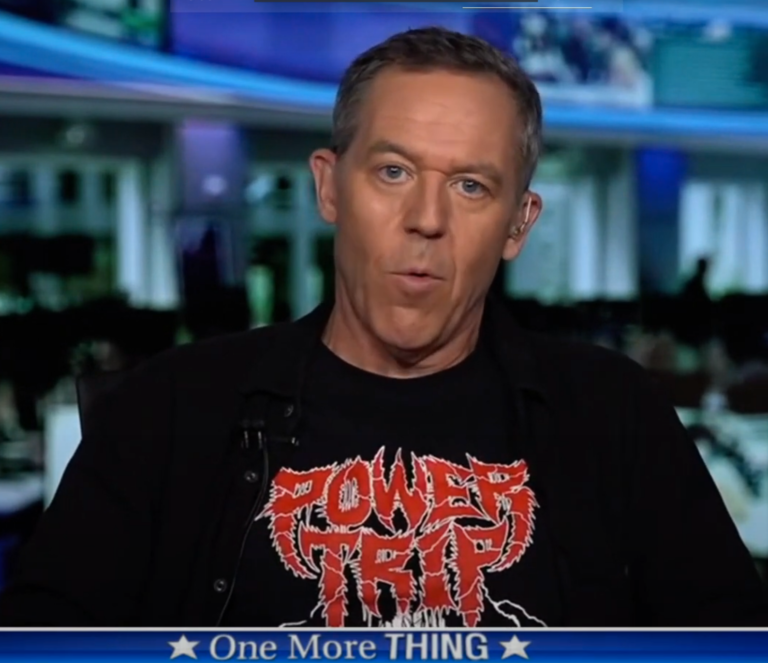 Greg Gutfeld Power Trip