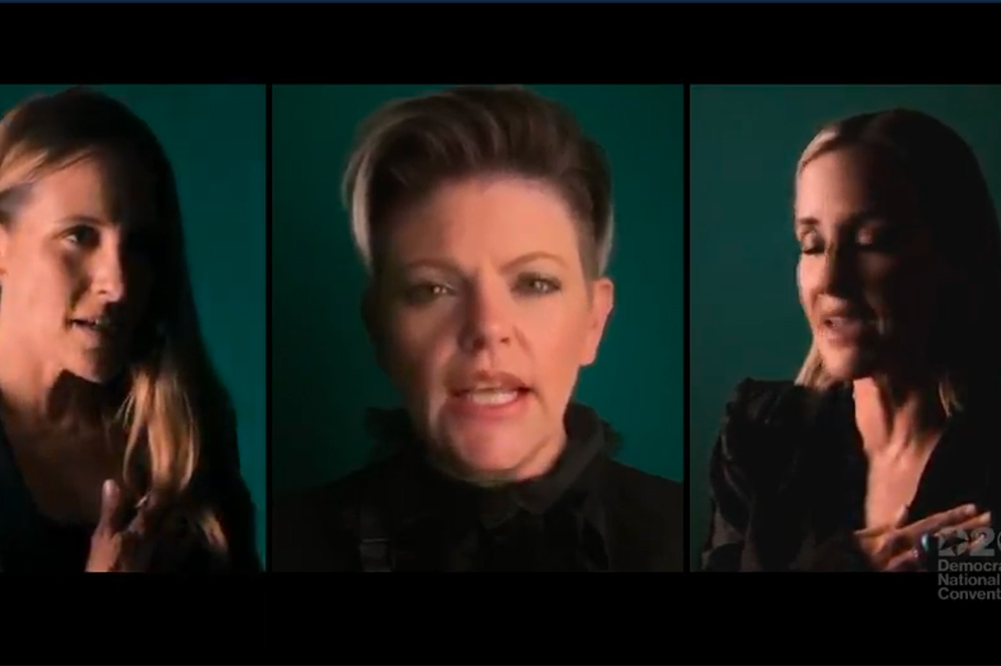 The Chicks Perform at 2020DNC