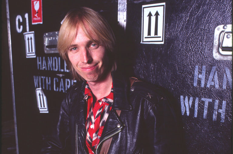 Tom Petty Portrait by Chris Walter for WireImage