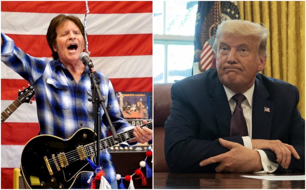John Fogerty's new song is a reminder of how far the country still has to go
