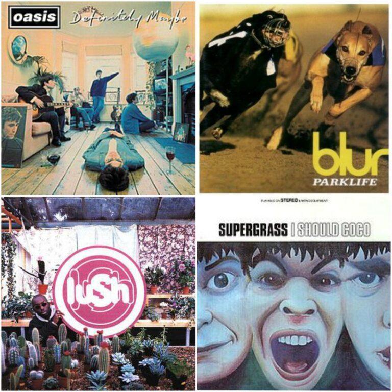 Best Britpop Albums