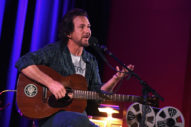 Eddie Vedder on 'Democratic Process' While Recording <em>Gigaton</em>, Admiration for Bandmates