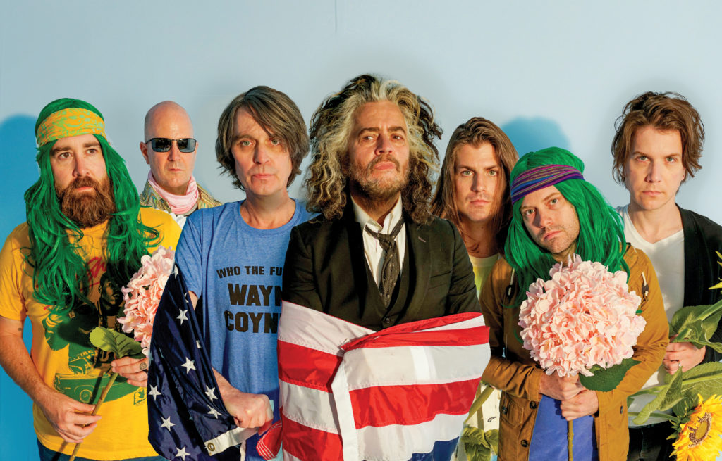 The Flaming Lips' Wayne Coyne on Tom Petty, Space Bubbles, New LP