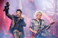 Adam Lambert on His First Live Album With Queen, Being Part of Band's Legacy
