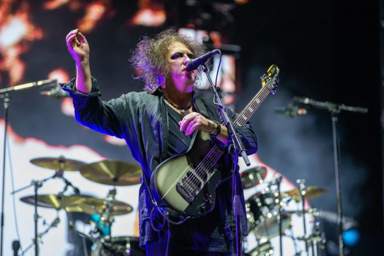 ROBERT SMITH THE CURE US-ENTERTAINMENT-MUSIC-AUSTIN