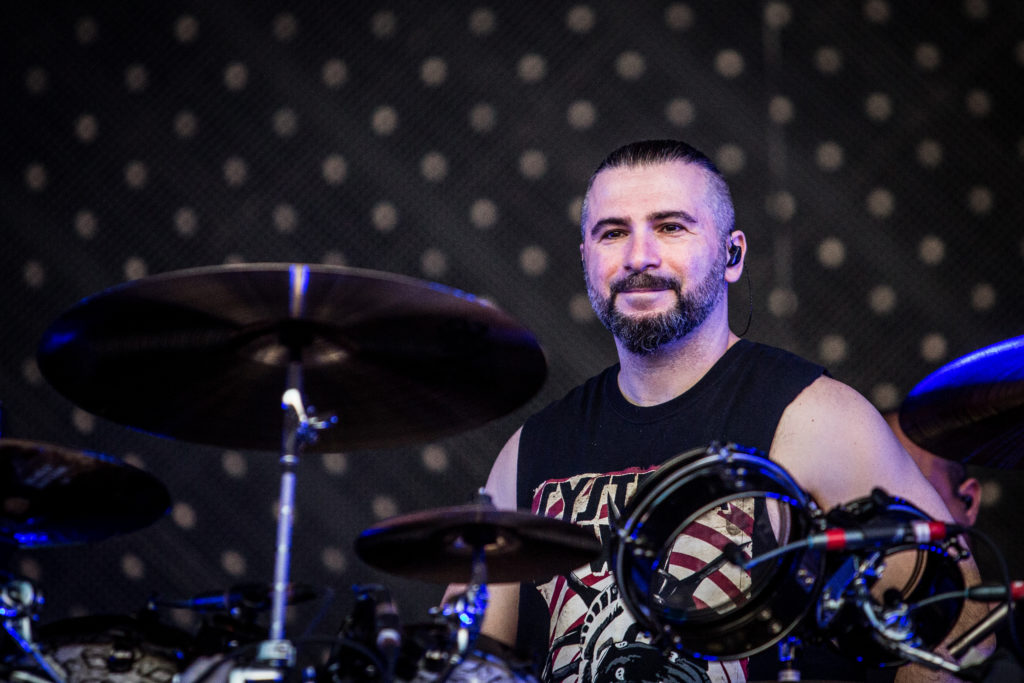 System Of A Down's John Dolmayan Criticizes Trump Mob Storming Capitol