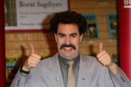 <i>Borat</i> Sequel to Debut on Amazon Prime Before Election