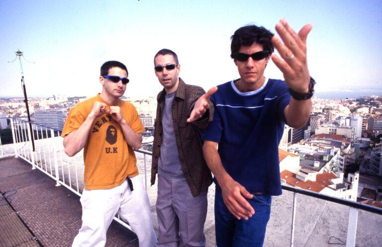 Beastie Boys Portugal 1998