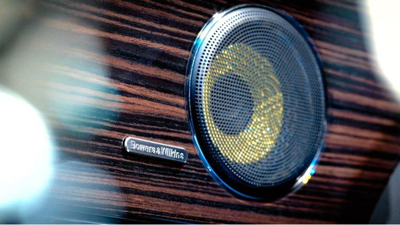 Jaguar with Bowers & Wilkins