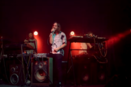 Tame Impala Play a Socially Distanced 'Borderline' on <i>The Tonight Show</i>