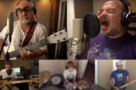 Tenacious D's Jack Black and Kyle Gass Rock Out on <i>Jimmy Kimmel Live!</i>