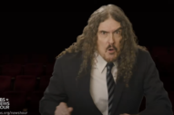 'Weird Al' Yankovic Tries to Rescue the Presidential Debate in 'We're All Doomed'