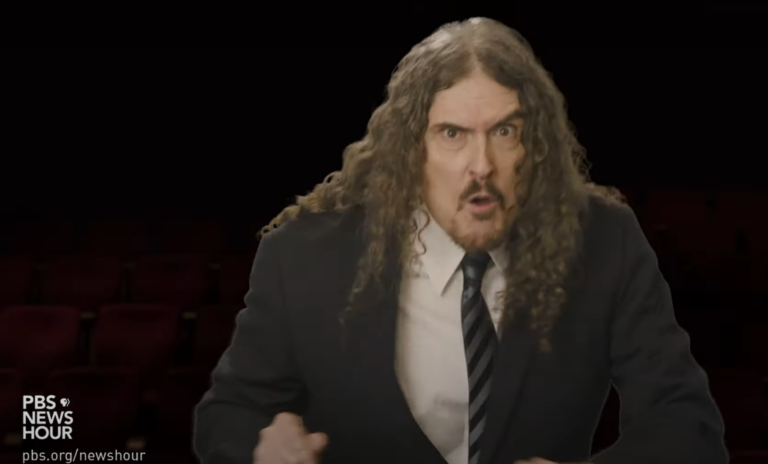 Weird Al Yankovic Debate