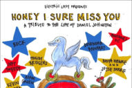 Beck, Jeff Tweedy and More Cover Daniel Johnston For <i>Honey I Sure Miss You</i> Tribute
