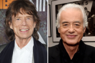 Mick Jagger and Jimmy Page Can't Agree on Where 'Scarlet' Was Recorded