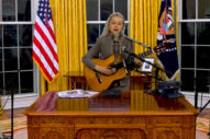 Phoebe Bridgers Takes <em>Tiny Desk</em> to the Oval Office