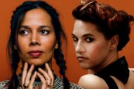 Rhiannon Giddens, Amanda Palmer Cover Portishead's 'It's A Fire'