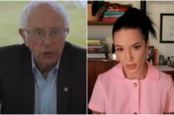 Halsey and Bernie Sanders Sit Down to Discuss the Wealth Tax and Billionaires