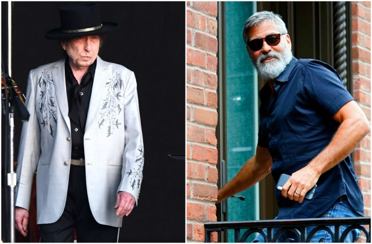 Bob Dylan George Clooney