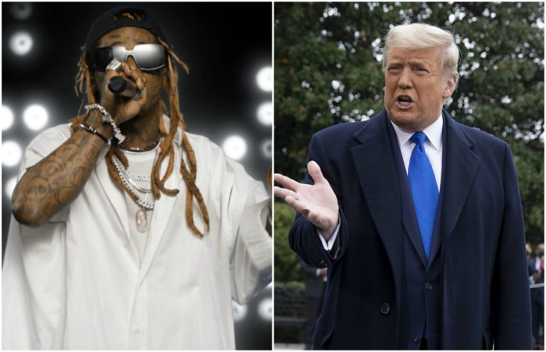 Lil Wayne Trump