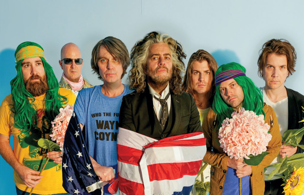 Flaming Lips Perform First Socially Distant Concert With Audience in Plastic Bubbles