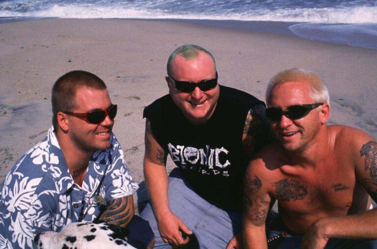 Sublime at Warp Tour - 1995