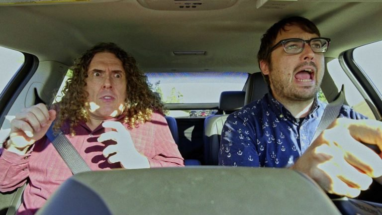 Jonah Ray Weird Al