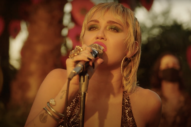 Watch Miley Cyrus Cover Pearl Jam's 'Just Breathe' During <i>Backyard Sessions</i>
