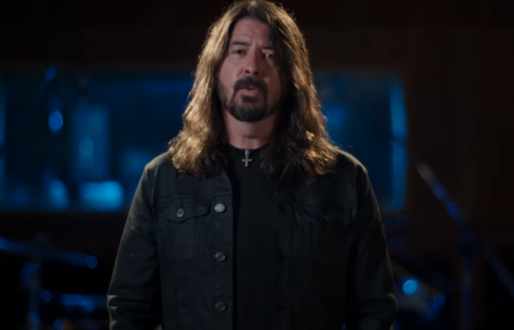 Dave Grohl Rock Hall
