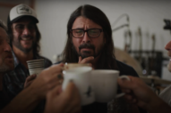 Foo Fighters Brew a 'Fresh Pot' of Fun in Caffeinated Commercial Spoof