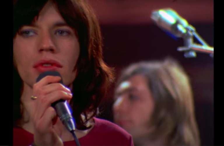 Mick Jagger RR Circus