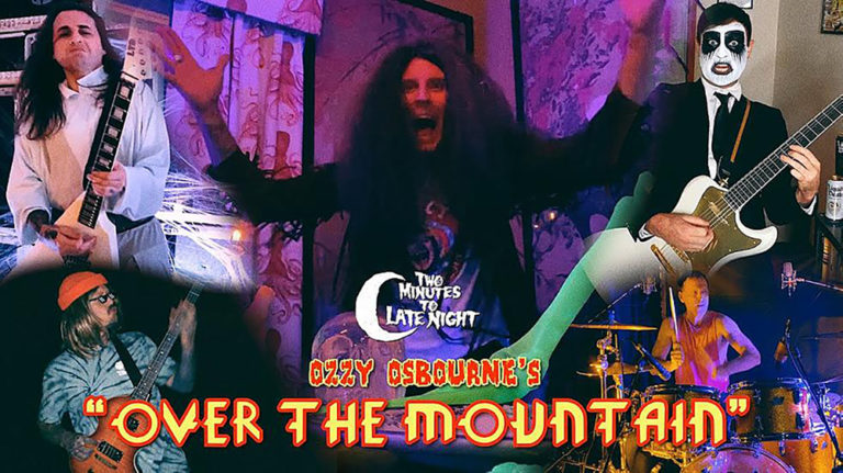Two Minutes to Late Night Ozzy Osbourne Cover
