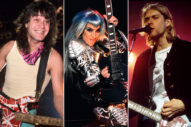 Eddie Van Halen Guitars, Smashed Kurt Cobain Guitar to Be Auctioned