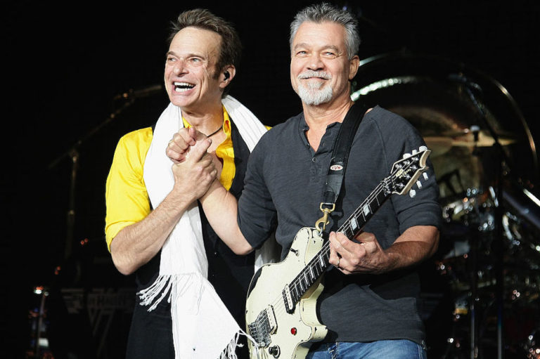 Van Halen In Concert - Mountain View, CA